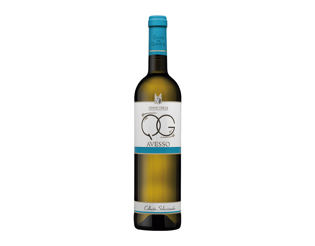 QUINTA DO GOMARIZ AVESSO